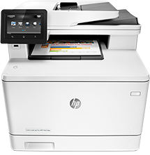 Download HP LaserJet Pro M477fnw drivers
