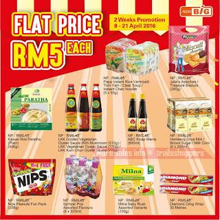 AEON BiG Flat Price Promo Malaysia