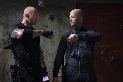 Hobbs And Shaw Jason Statham Dwayne Johnson Image 3