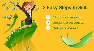Easy step to sell structured settlement payment