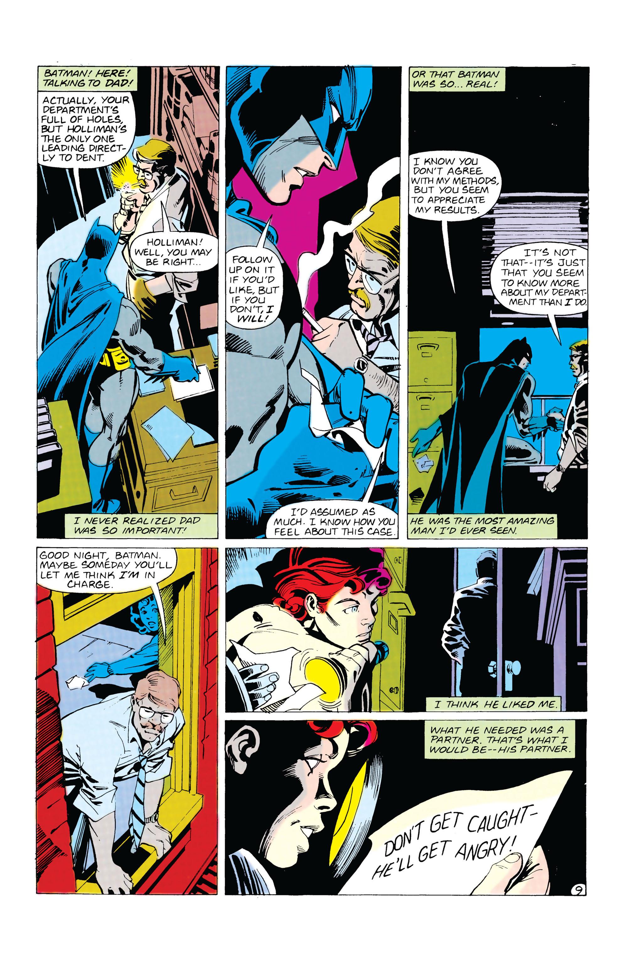 Read online Secret Origins (1986) comic -  Issue #20 - 10