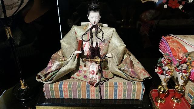 都筑民家園ひな人形 平成のお雛様