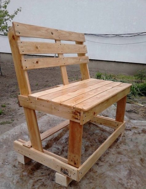Cara Membuat Kursi Dari Kayu Bekas : membuat, kursi, bekas, Kursi, Bekas