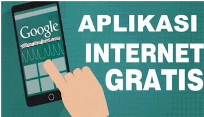 Aplikasi Internet Gratis Android Tanpa Kuota Unlimited