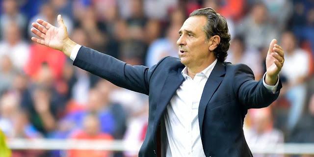 SBOBETASIA - Prandelli Mundur dari Kursi Pelatih Valencia