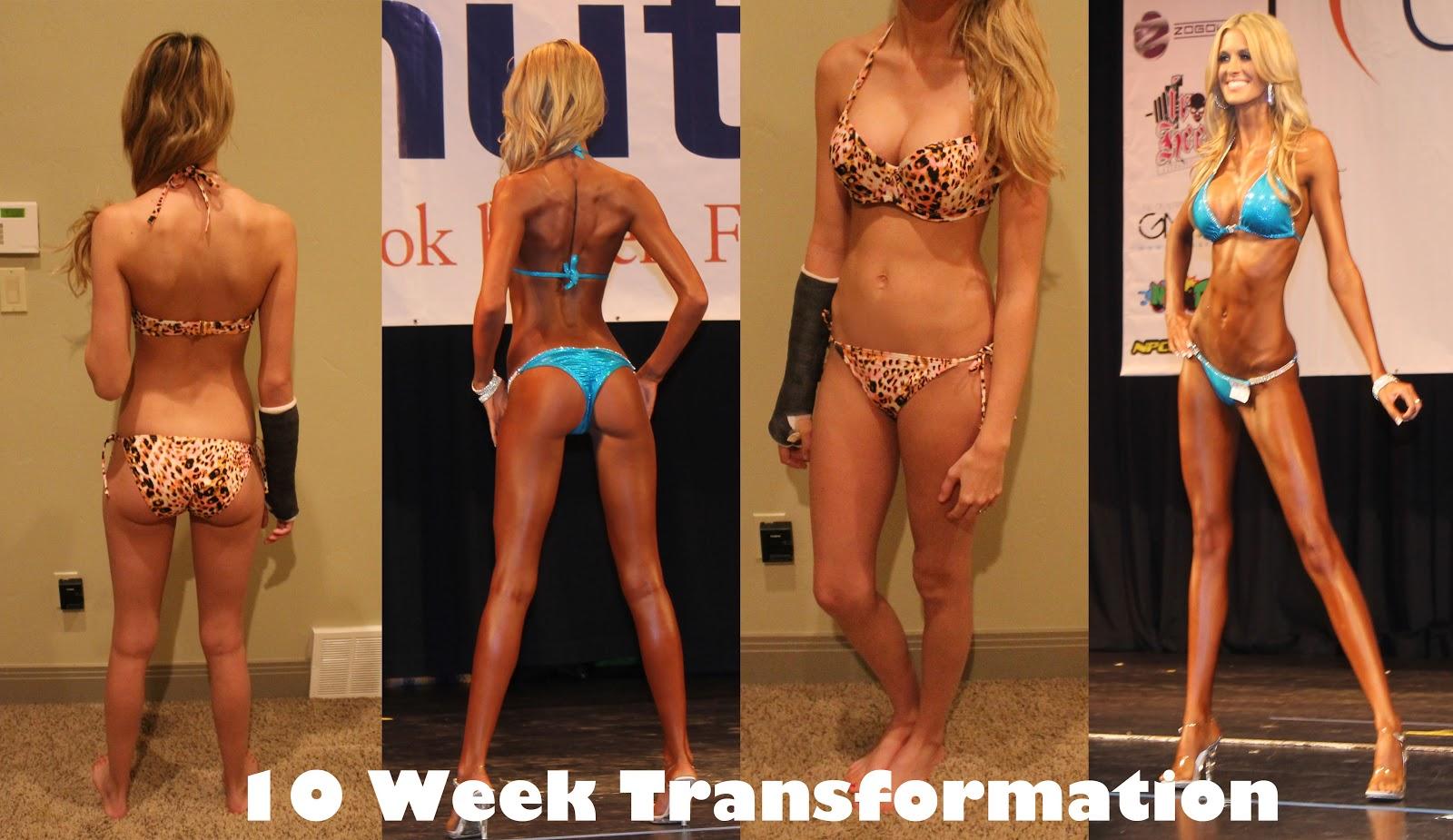 Hey Mcki 10 Week Transformation