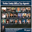 Congrats to Prudential's Top Agents from the Yorba Linda Office!