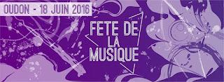 Fête de la musique Oudon 2016