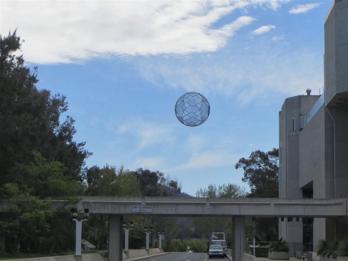 High Riser: Day 8 Cooma to Canberra 24/09