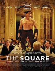 pelicula The Square, la farsa del arte (2017)