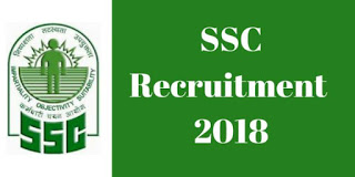 SSC Jobs Recruitment 2018 - Jr and Sr Hindi Translators vacancies