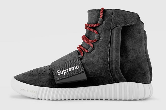 85c76f3ebe3 Would certainly The Supreme x Yeezy Boost 750 Develop A Buzz Black ...