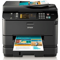 Epson WorkForce Pro WP-4540 Driver & Manuals