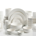 Macy's: $37.99 (Reg. $120) Gibson White Elements 42-pc Dinnerware Set, Service for 6!