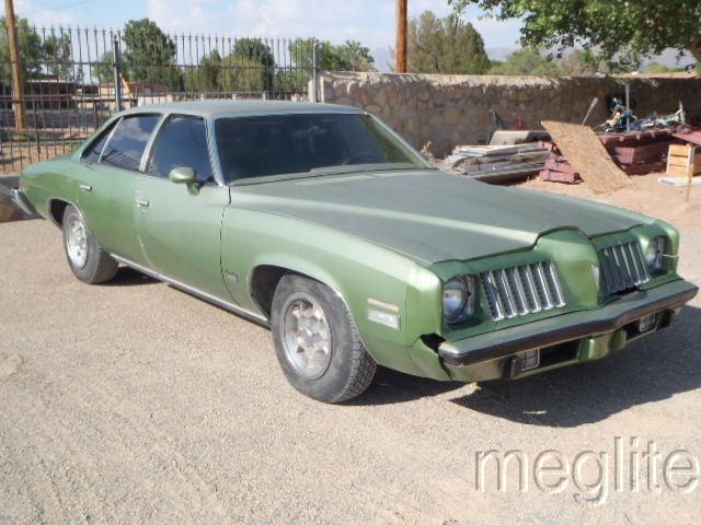 Daily Turismo: 5k: 1974 Pontiac GrandAm Sedan 4-spd