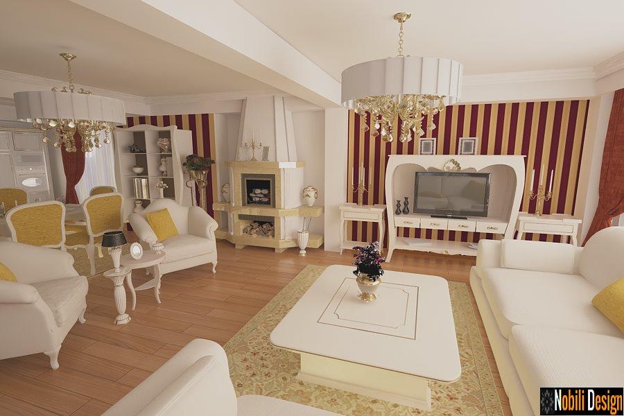 Design interior casa stil clasic Bucuresti - Servicii design de interior | Arhitect - Amenajari Interioare