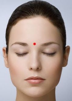 third-eye-pressure-point-for-beautiful-skin