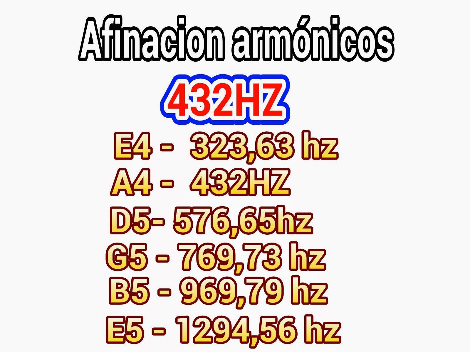 tornadojack 432 hz afinacion armonicos continua tuning guitar 432 hz. Black Bedroom Furniture Sets. Home Design Ideas