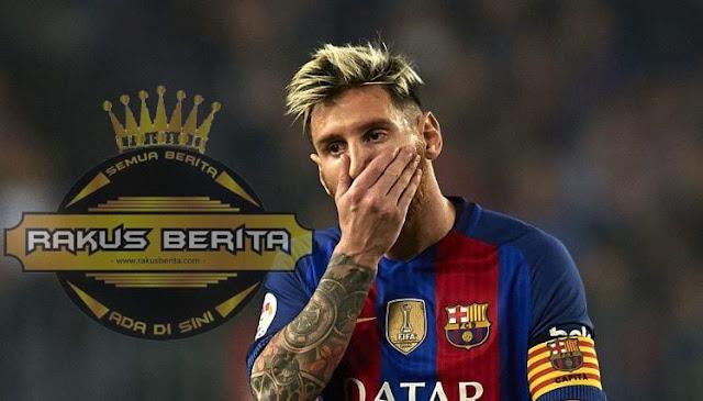Messi Harus Selamanya Dimana?