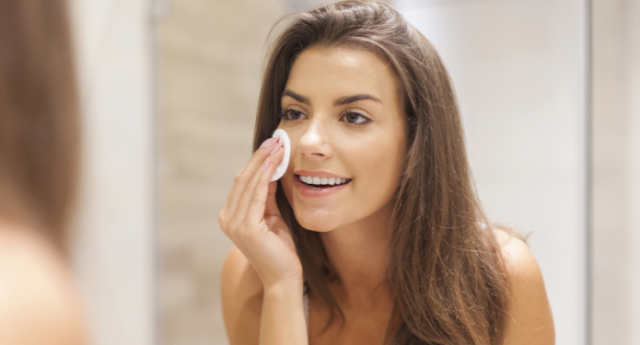 coconut oil makeup remover