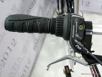 20 Inch Pacific 2588 Frame Alloy Folding Bike