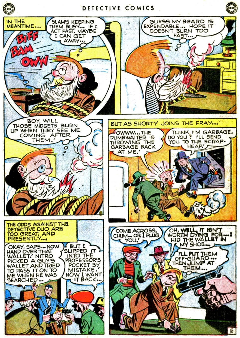 Read online Detective Comics (1937) comic -  Issue #144 - 29