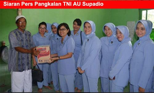 Sumber Foto : Kepala Penerangan TNI AU Supadio