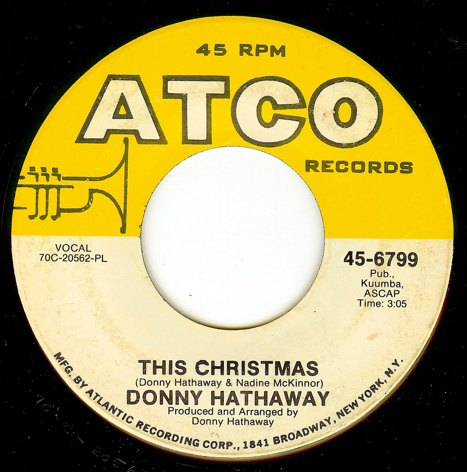 Donny Hathaway This Christmas.Derek S Daily 45 Donny Hathaway This Christmas