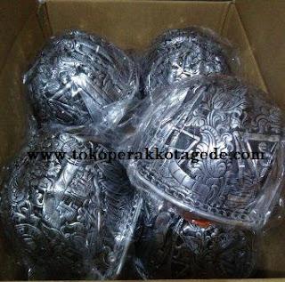 helm ukir pertambangan logam alumunium