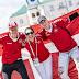 الدنماركيون يستعدون لمباراة بيرو اليوم ( بالصور )