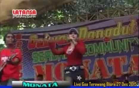 Monata terbaru 2016 live goa terawang todanan blora