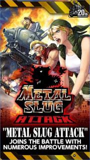 Metal Slug Attack Modapk 2.11.0 Latest Version For Android