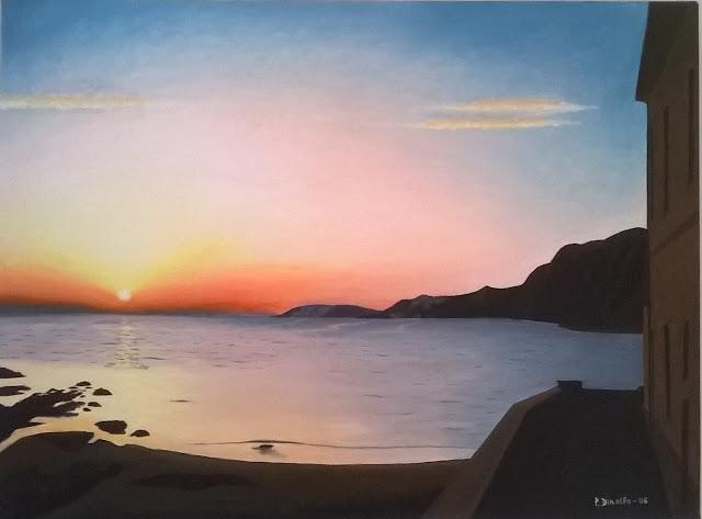 L'artista del mare: mostra personale di Pasquale Dinolfo al #MeTe di Siculiana
