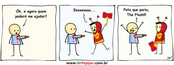 Quadrinhos em Inglês