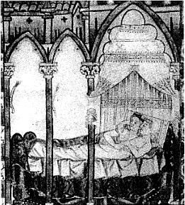 Dormitorio  XIII. España