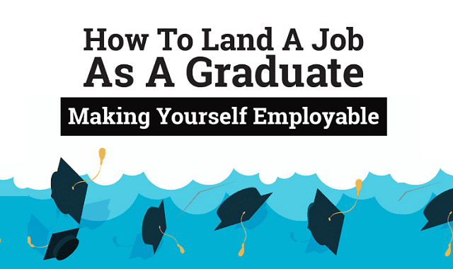 Making Yourself Employable: How To Land A Job As A Graduate