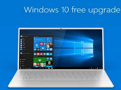 windows 10 upgrade assistive
