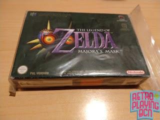 zelda ocarina of time Nintendo 64 majora's mask