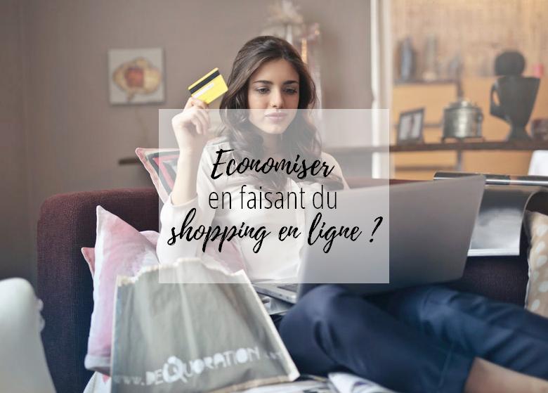 Economiser en faisant du shopping en ligne ?