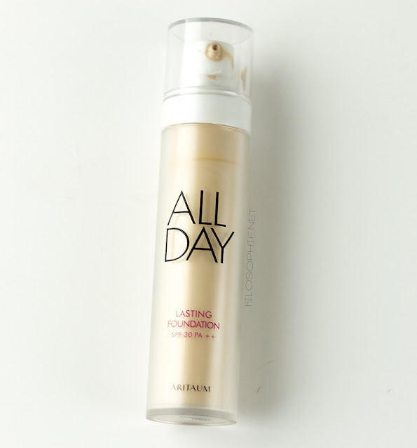 Aritaum All Day Lasting Foundation