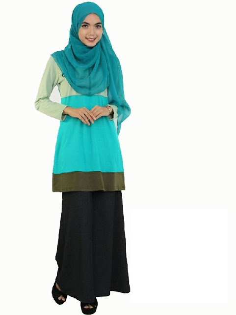 BAJU MUSLIMAH 3 WARNA - SOLD OUT