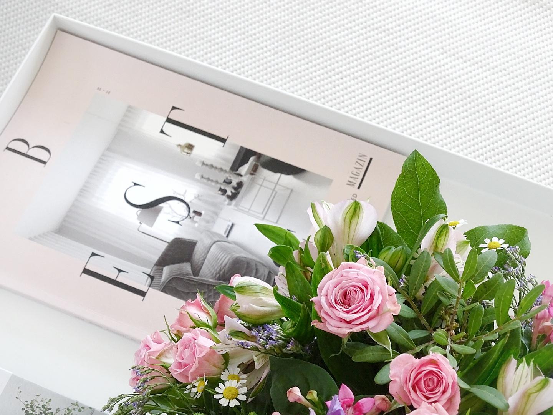 Blumenstrauß zum Muttertag als Lieblinge & Inspirationen der Woche | www.mammilade.blogspot.de