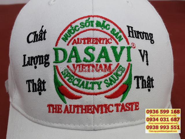 Xuong Theu non luoi trai gia re cung cap non luoi trai theu logo non ket theu logo non quang cao