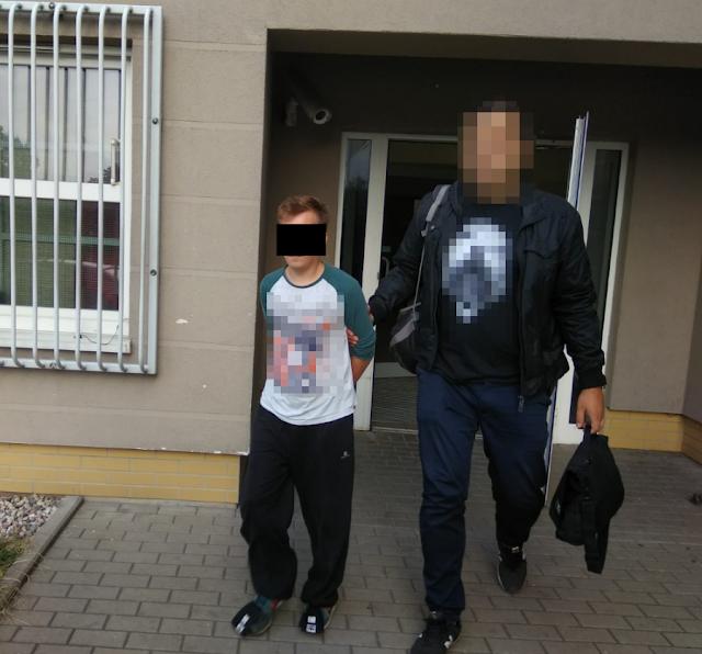 28- latek molestował 11- latki. Został zatrzymany