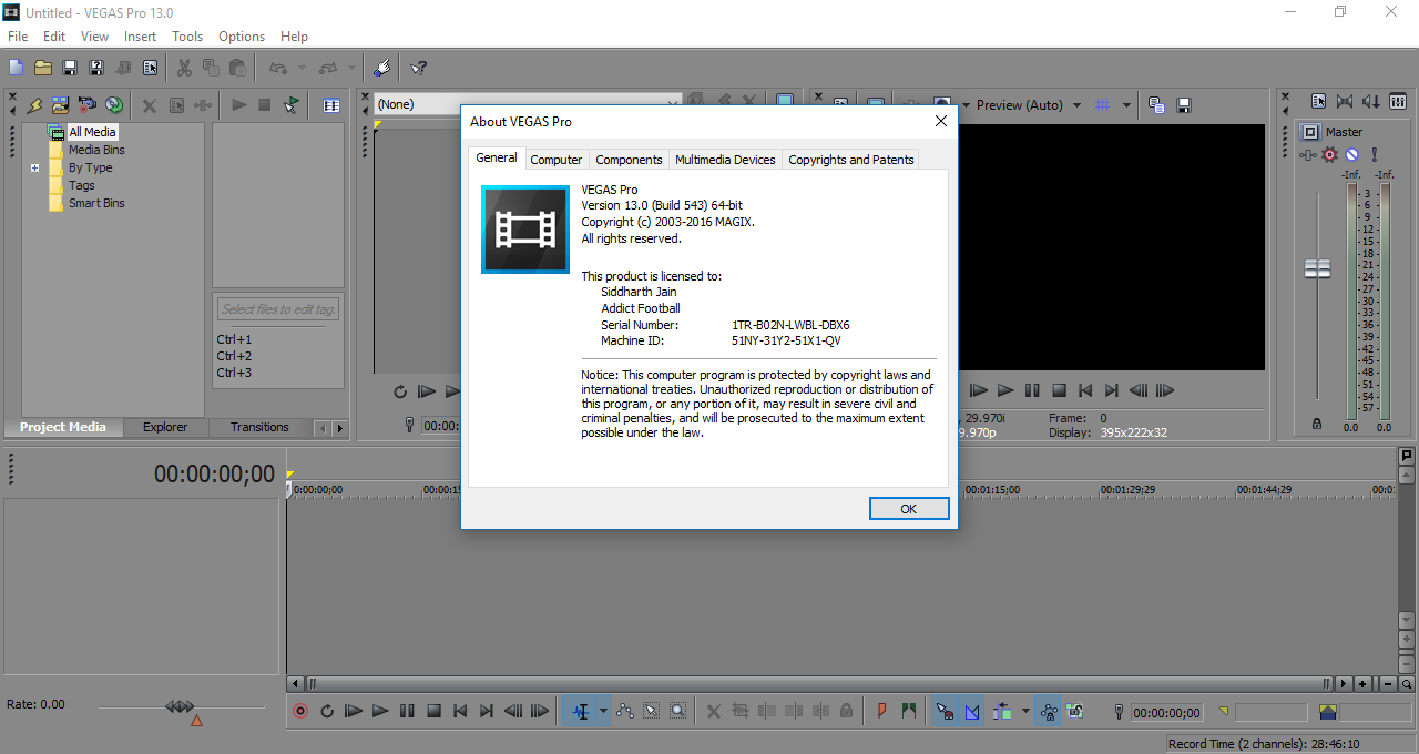 sony vegas pro 13 transitions download