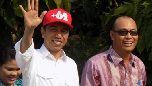 Real Count KPU Sementara: Di Sumbar, Jokowi-Ma'ruf Amin Menang Telak di Mentawai