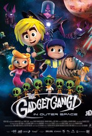 Watch GadgetGang in Outer Space Online Free 2017 Putlocker