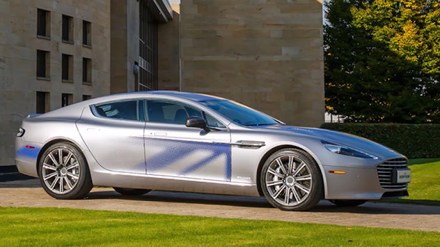 James Bond se pone 'eco-friendly' con su nuevo Aston Martin eléctrico