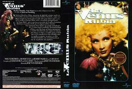 La Venus rubia (1932) - Carátula