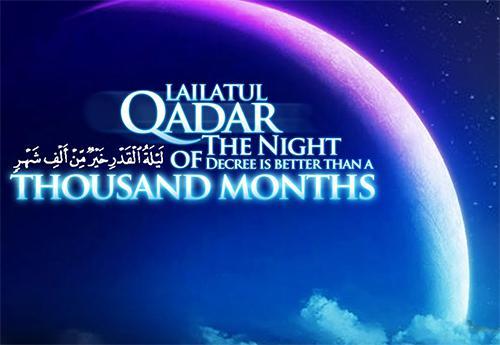 Pengertian Keistimewaan Tanda-Tanda Turunnya  Malam Lailatul Qadar Jatuh Pada Tanggal